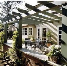 Pergola Designs Pictures by Pergola With Paneled Posts Attach An Imaginative Pergola With