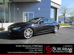 maserati ghibli blacked out 2018 maserati ghibli in troy mi united states for sale on jamesedition