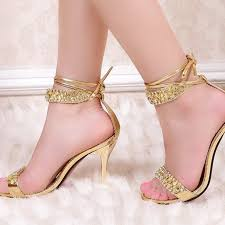 wedding shoes sandals aliexpress buy silver high heel summer shoes fashion