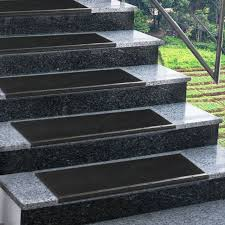 non slip stair treads all weather outdoor staircase mats rubber
