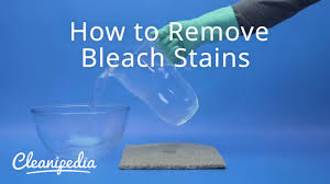 How To Remove Rug Stains How To Remove Bleach Stains Youtube