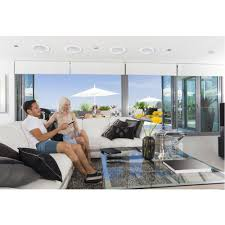 home theater in ceiling speakers amazon com pyle home pic8e 300 watt high end 8 inch two way in