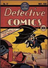 classic comic cover art detective comics no 27 this classic