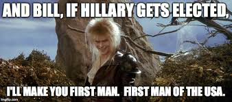 David Bowie Labyrinth Meme - well what should we call him imgflip