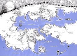 A Map Of The World Book by Hp Lovecraft Dreamland Map By Trueraziel On Deviantart Cool