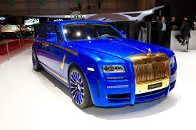 rolls royce chrome new mansory rolls royce ghost skips on the gold flakes mila kunis