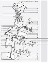 beautiful weber genesis parts diagram 21 with additional doc cover