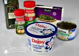 Cottage Cheese Daisy by Cottage Cheese Spinach Dip