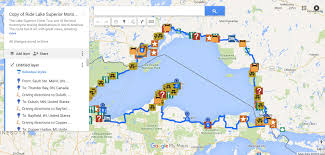 Map Of Lake Superior Unsung Motorcycle Heroes 3 Paul Pepe Of Ride Lake Superior