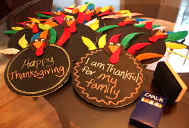 crafts thanksgiving table decorations themontecristos