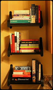 Shelves For Collectibles by Best 25 Cookbook Shelf Ideas On Pinterest Cookbook Storage