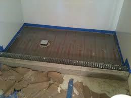 Bathroom Shower Tiling Ceramictec Bathroom Shower Tile Renovation Sarasota Fl