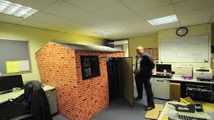Office Desk Prank Best Office Prank Eddies Cardboard Office House