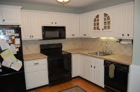 Refinishing White Kitchen Cabinets 100 Kitchen Cabinet Refacing Diy Nice Kitchen Remodel With