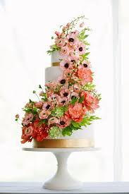 Wedding Cake Flower Mischief Maker Cakes Blog Why Fresh Flowers Are At Large Not