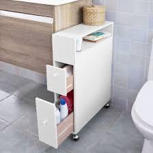 White Bathroom Storage Cabinet Project Ideas Slim Bathroom Storage Cabinet Designs Cabinet Design