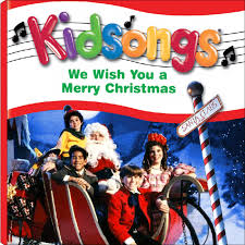 we wish you a merry cassette kidsongs