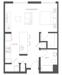 floor plan search 19 best studio and 1 bedroom apartment floor plan images on