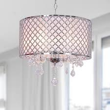 Crystal Drum Shade Chandelier Crystal Chandelier With Shades Free Full Size Of Wg Exceptional