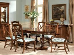 drexel heritage dining table drexel heritage dining table and 6 chairs seven piece dining set by