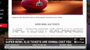 super bowl fans hit with ticket scams