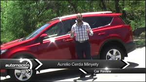 Toyota Rav4 2014 Review Automocion Rd Youtube