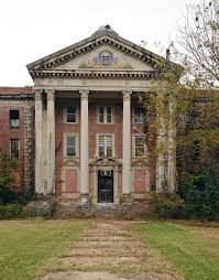 Georgia House Asylum Inside Central State Hospital Once The World U0027s Largest
