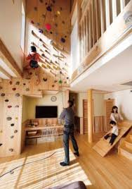 A Home Workout Room With A Rock Climbing Wall Now Ive Seen It - Home rock climbing wall design