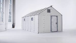 ikea flat pack house ikea s better shelter wins design of the year 2016 archdaily
