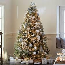 shimmer noel christmas tree