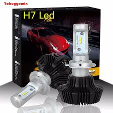 le h7 55w car led headlight and play g7 lade h7 55w 8000lms h7 for