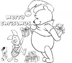merry christmas coloring pages printable at glum me