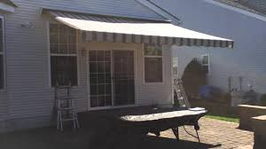 Installing Retractable Awning Retractable Awning Installation Jackson Nj 08527 By Shade One