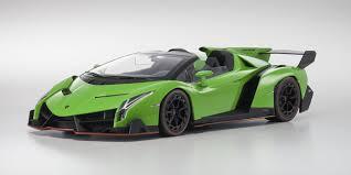 Lamborghini Veneno All Black - danhausen model details lamborghini veneno roadster green