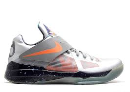 k d zoom kd 4 as galaxy nike 520814 001 mtllc silver ttl orng