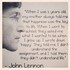 lennon quote tattoos daily quotes of the