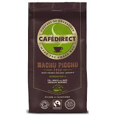 Superstore Coffee Grinder Cafedirect Machu Picchu Organic Roast And Ground Coffee Ethical