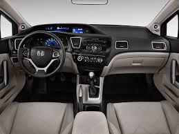Honda Civic 2010 Interior 2013 Honda Civic Cockpit Interior Photo Automotive Com