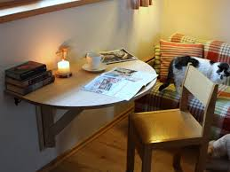 fold down kitchen table from wall home table decoration