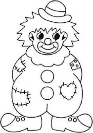Clown Coloring Pages Printable clown coloring pages coloring pages for to print last