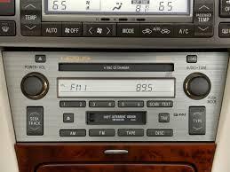 lexus sc430 2008 lexus sc430 radio interior photo automotive com