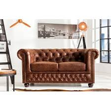 canap chesterfield vintage canapé chesterfield vintage 2 places nativo mobilier design