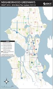 Seattle Light Rail Map In 2017 Central And South Seattle Could Be Covered In
