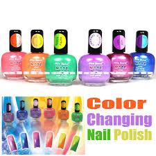 full set mia secret mood color changing nail polish lacquer md