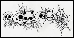 wrist bracelet tattoos for skull wrist band by skull