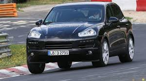 Porsche Cayenne 16 - 2011 porsche cayenne most revealing spy photos yet