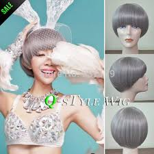 stylish hair color 2015 2015 harajuku stylish heat resistant synthetic smoke grey pink