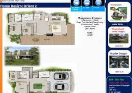 2 story house plans 2 storey floor plans double storey house