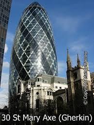 london glass building 30 st mary axe the gherkin