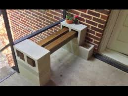 diy building a bench youtube